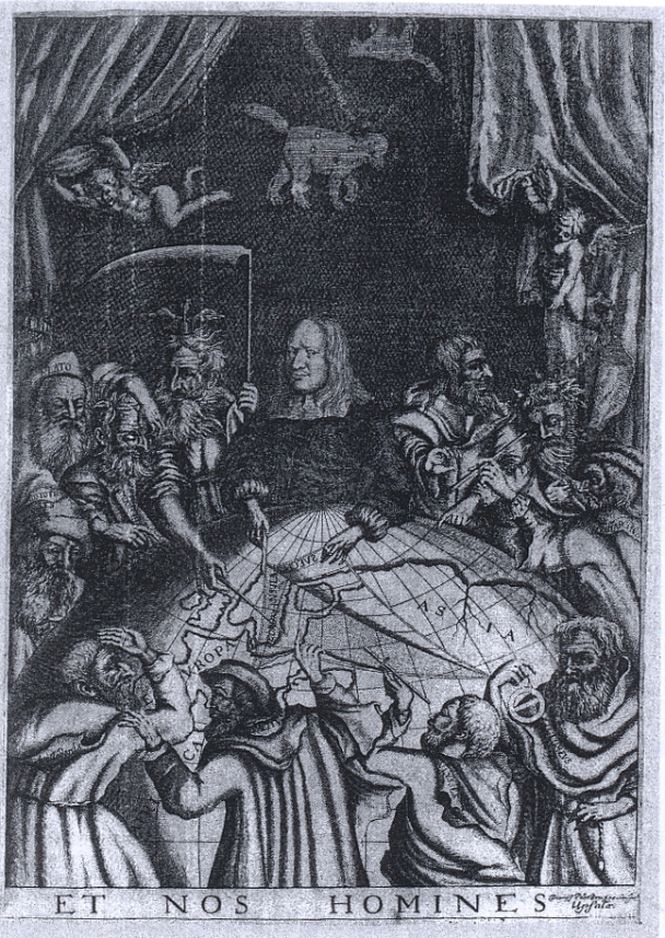 Olof Rudbeck, Atlantica